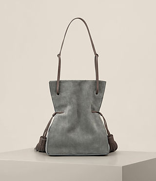 Mujer Bolso grande Freedom Bucket (Smoke Grey) - product_image_alt_text_8