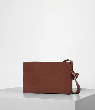 Mujer Lafayette Medium Shoulder Bag (BRICK BROWN) - product_image_alt_text_5