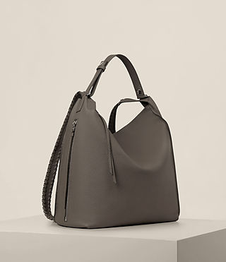 Damen Kita Backpack (MINK GREY) - product_image_alt_text_7