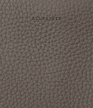 Womens 키타 백팩 (MINK GREY) - product_image_alt_text_8