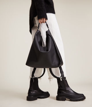 Womens Kita Backpack (Black) - product_image_alt_text_1