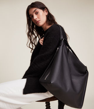 Damen Kita Backpack (Black) - product_image_alt_text_4