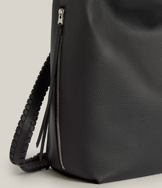 Womens Kita Backpack (Black) - Image 7