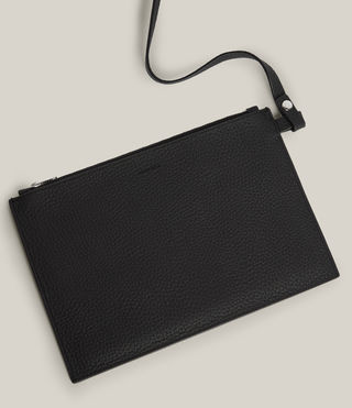 Womens Kita Backpack (Black) - product_image_alt_text_8