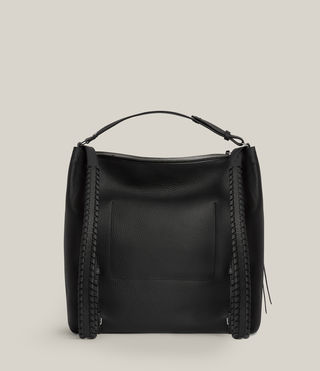 Womens Kita Backpack (Black) - product_image_alt_text_9