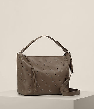 Womens Junai Crossbody (MINK GREY) - product_image_alt_text_4