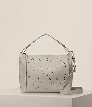 Damen Junai Crossbody (STONE WHITE)