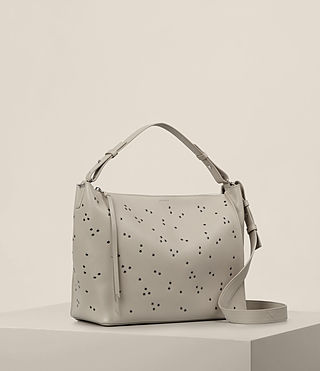 Donne Junai Crossbody (STONE WHITE) - product_image_alt_text_4