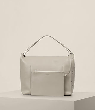 Donne Junai Crossbody (STONE WHITE) - product_image_alt_text_6