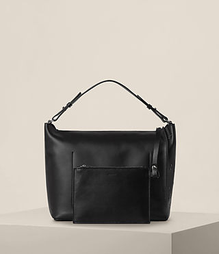 Femmes Junai Crossbody (Black) - product_image_alt_text_5