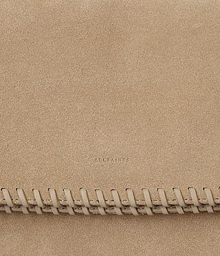 Mujer Fleur De Lis Foldove (Sand) - product_image_alt_text_4