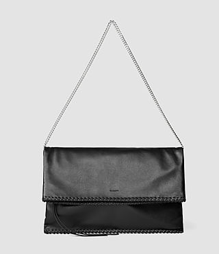 Donne Fleur De Lis Foldove (Black) - product_image_alt_text_2