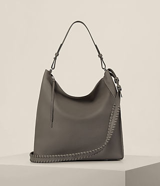 Womens Kita North South Tote (MINK GREY) - product_image_alt_text_1