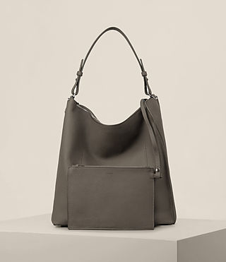 Mujer Bolso tote Kita North South (MINK GREY) - product_image_alt_text_8