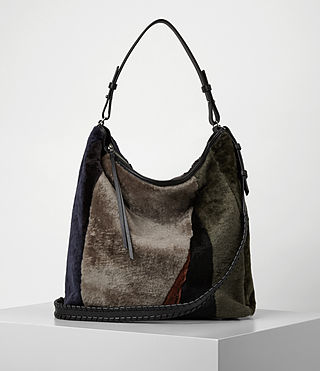 Damen Kita N/s Tote (Taupe Brown)