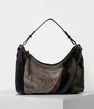 Womens Kita East West Tote (Taupe Brown)