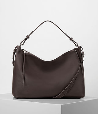 Womens Kita East West Tote (PRUNE)