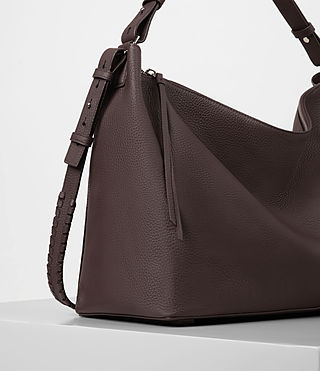 Womens Kita East West Tote (PRUNE) - product_image_alt_text_3