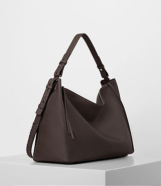 Womens Kita East West Tote (PRUNE) - product_image_alt_text_4