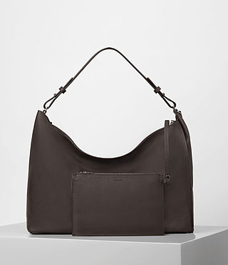 Womens Kita East West Tote (PRUNE) - product_image_alt_text_6