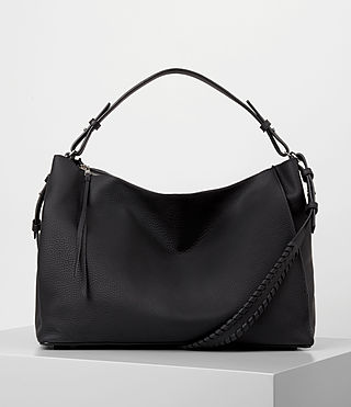 Womens Kita East West Tote (Black) - product_image_alt_text_1