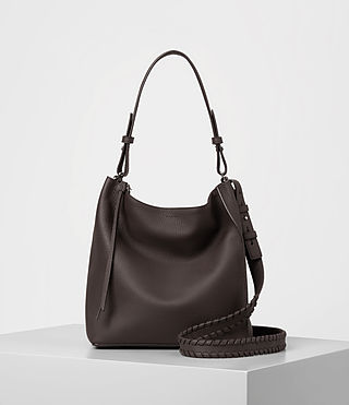 Damen Kita Crossbody (PRUNE)