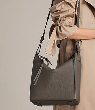Women's Kita Crossbody (MINK GREY) - product_image_alt_text_2