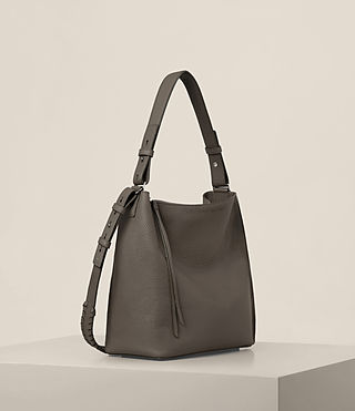 Damen Kita Crossbody (MINK GREY) - product_image_alt_text_7