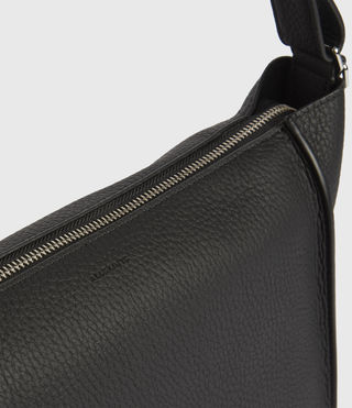 Womens Kita Crossbody Bag (Black) - Image 5