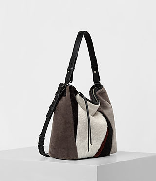 Women's Kita Crossbody (NATURAL WHITE) - product_image_alt_text_4