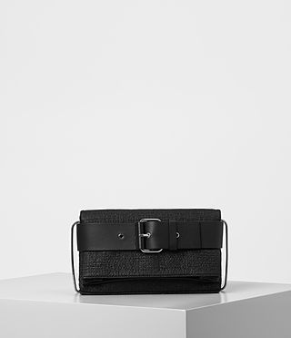 Womens Zoku Clutch (Black)