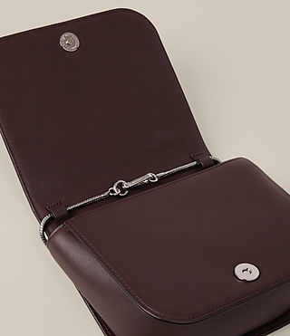 Damen Arc Crossbody (PRUNE) - product_image_alt_text_5