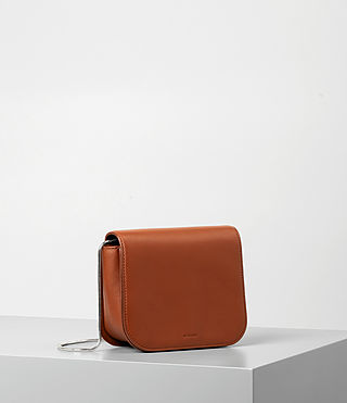 Womens Arc Crossbody (SIENNA BROWN) - product_image_alt_text_4