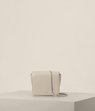Mujer Arc Small Crossbody (STONE WHITE)