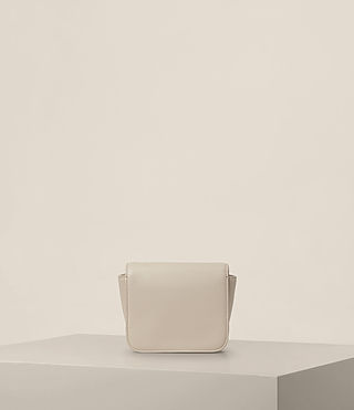 Women's Arc Small Crossbody (STONE WHITE) - product_image_alt_text_5