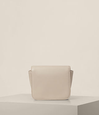 Women's Arc Small Crossbody (STONE WHITE) - product_image_alt_text_6