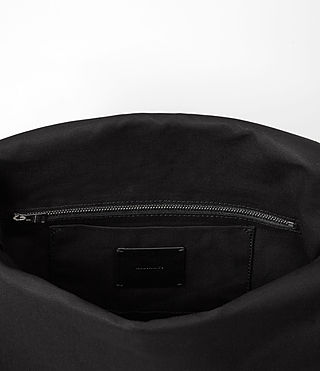 Mujer Club Large Clutch (Black) - product_image_alt_text_5