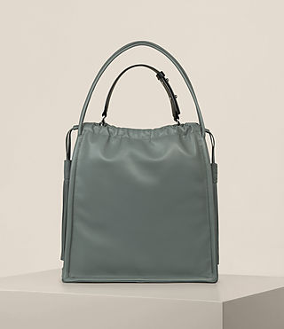 Donne Tote Dive North South (LIGHT SLATE BLUE) - Image 8