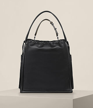 Damen Dive North South Tote (Black) - product_image_alt_text_7