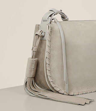 Womens Mori Nubuck Crossbody (LIGHT CEMENT GREY) - product_image_alt_text_3