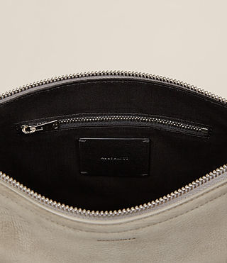 Womens Mori Nubuck Crossbody (LIGHT CEMENT GREY) - product_image_alt_text_6