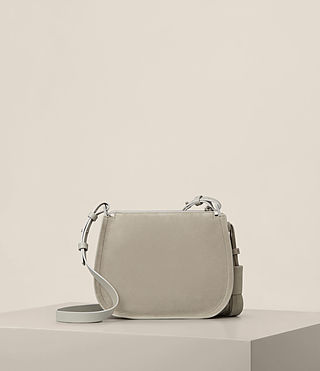 Womens Mori Nubuck Crossbody (LIGHT CEMENT GREY) - product_image_alt_text_7