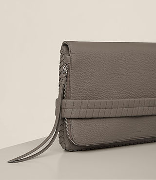 Donne Pochette Club Media (Ash Grey) - product_image_alt_text_3