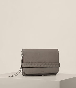 Donne Pochette Club Media (Ash Grey) - product_image_alt_text_5