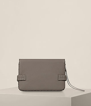 Donne Pochette Club Media (Ash Grey) - product_image_alt_text_7