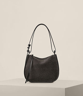 Mujer Echo Mini Hobo (GRAPHITE GREY) - product_image_alt_text_1