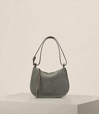 Donne Borsa hobo Echo Mini (Smoke Grey) -