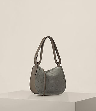 Donne Borsa hobo Echo Mini (Smoke Grey) - product_image_alt_text_6