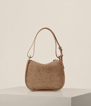 Donne Borsa hobo Echo Mini (LIGHT CARAMEL) - product_image_alt_text_9