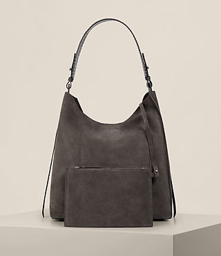Mujer Bolso tote Billie North South (Slate Grey) - Image 7